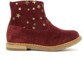 Pom D'Api Star Suede Zip Trip Boots
