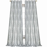 Laura Ashley Florence Rod-Pocket 2-Pack Curtain Panels