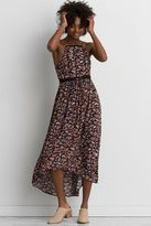American Eagle Outfitters AE Hi-Low Maxi Dress