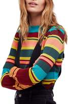 Free People Women's Show Off Your Stripes Sweater