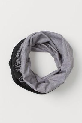 H&M Jersey tube scarf