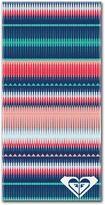 Roxy Jagged Stripe Beach Towel