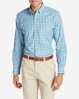 Eddie Bauer Men's Wrinkle-Free Long-Sleeve Sport Shirt