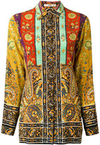 Etro multi-print shirt - women - Silk - 40
