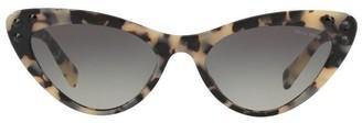 Miu Miu MU 05TS 437518 Sunglasses