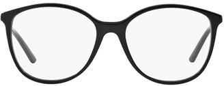 Burberry Round Frame Glasses