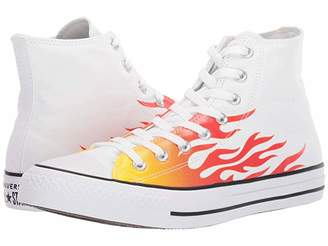 Converse Chuck Taylor All Star Canvas Archive Flame Print - Hi