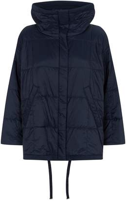 Max Mara Oversized Quilted Jacket