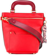 Anya Hindmarch mini Yes Orsett tote - women - Leather - One Size