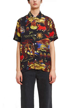 Endless Joy Temet Nosce Aloha Shirt