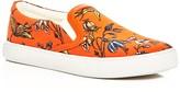 Sam Edelman Pixie Floral Print Slip On Sneakers
