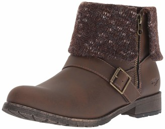 Rocket Dog Women's Bentley Graham PU Finland Fabric Ankle Boot