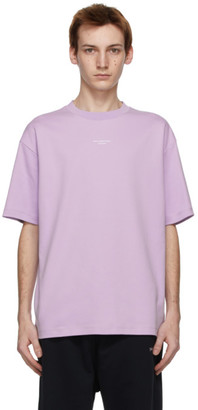 Drole De Monsieur Purple NFPM T-Shirt