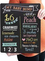 X Pearhead Pregnancy Chalkboard