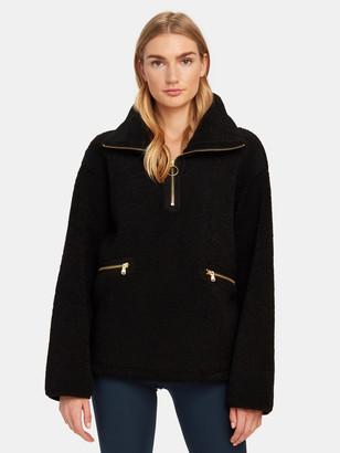 Varley Spencer Oversized Sherpa Pullover