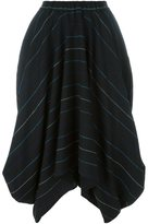 Societe Anonyme striped skirt