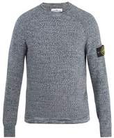 Stone Island Crew-neck Cotton Sweater