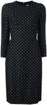 Givenchy star print shift dress