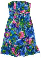 Frock! by Tracy Reese Blue & Pink Floral Dress