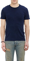 Simon Miller Men's Slub T-Shirt-BLUE
