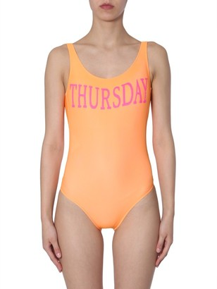 Alberta Ferretti Thursday One Piece Swimsuit