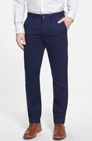 Nordstrom Men's Smartcare(TM) Slim Leg Twill Pants
