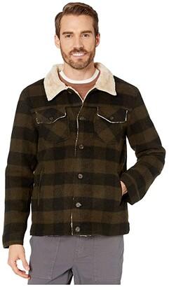 Buffalo David Bitton The Normal Brand Sherpa Collar Jacket
