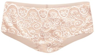 Commando Double Take Lace Panties