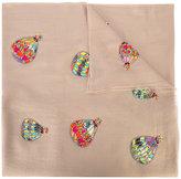 Janavi hot-air balloon scarf