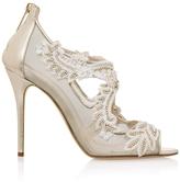 Oscar de la Renta Ambria Embellished Sandals