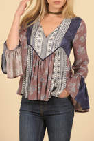 Vintage Havana Dusty Mauve Top