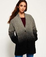 Superdry Ombre Cocoon Coat