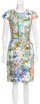 Etro Floral A-Line Dress