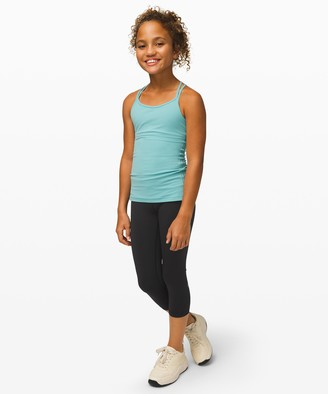 Lululemon Rhythmic Crop*Luxtreme - Girls