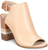 Aldo Women's Cartiera Block-Heel Slingback Slides Women's Shoes
