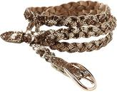 Old Navy Women's Skinny Braided-Sequin Belts