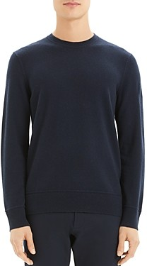 Theory Hilles Cashmere Crewneck Sweater