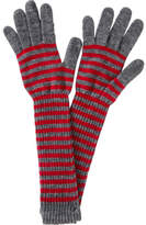 Kate & Confusion LONG STRIPE GLOVE