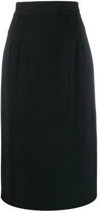 Dolce & Gabbana Tailored Pencil Skirt