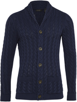 Oxford Patrick Cable Cardigan