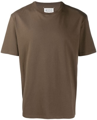 Maison Margiela short-sleeved T-shirt