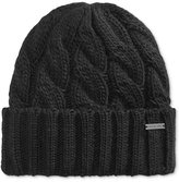 Michael Kors Men's Cable Cuffed Hat