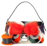 Fendi Baguette leather shoulder bag