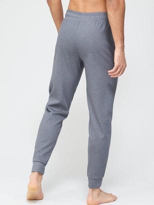 HUGO BOSS Bodywear Contemporary Lounge Pants - Grey Marl