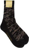 Yohji Yamamoto camouflage socks