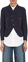 Shiro Sakai Women's Tropical Wool Crop Blazer