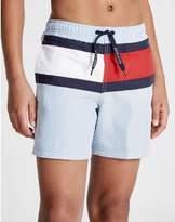 Tommy Hilfiger Stripe Flag Swim Shorts Junior