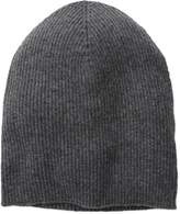 Sofia Cashmere Women's 100% Cashmere Ribbed Slouchy Beanie