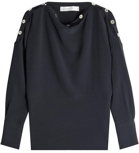 Victoria Beckham Top with Buttons