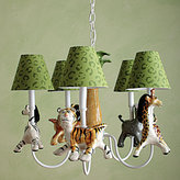 Safari Friends Chandelier